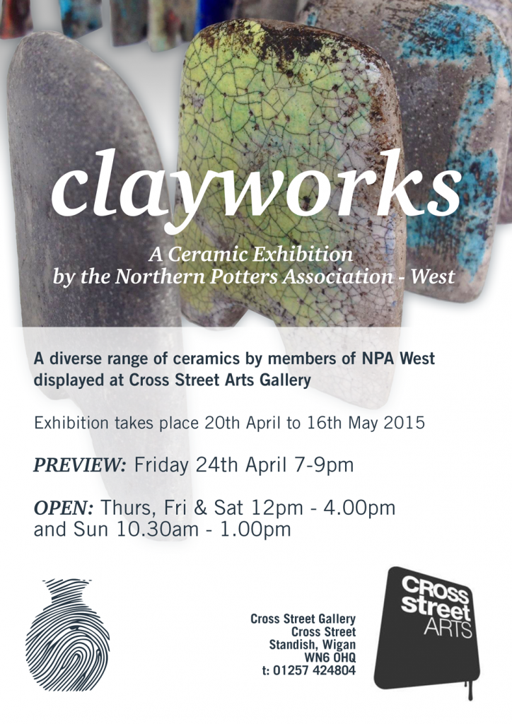 Northern Potters Association - Clayworks