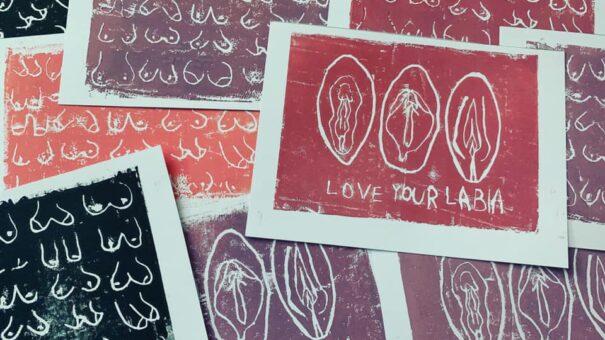 Love Your Labia - Jenna Tilley