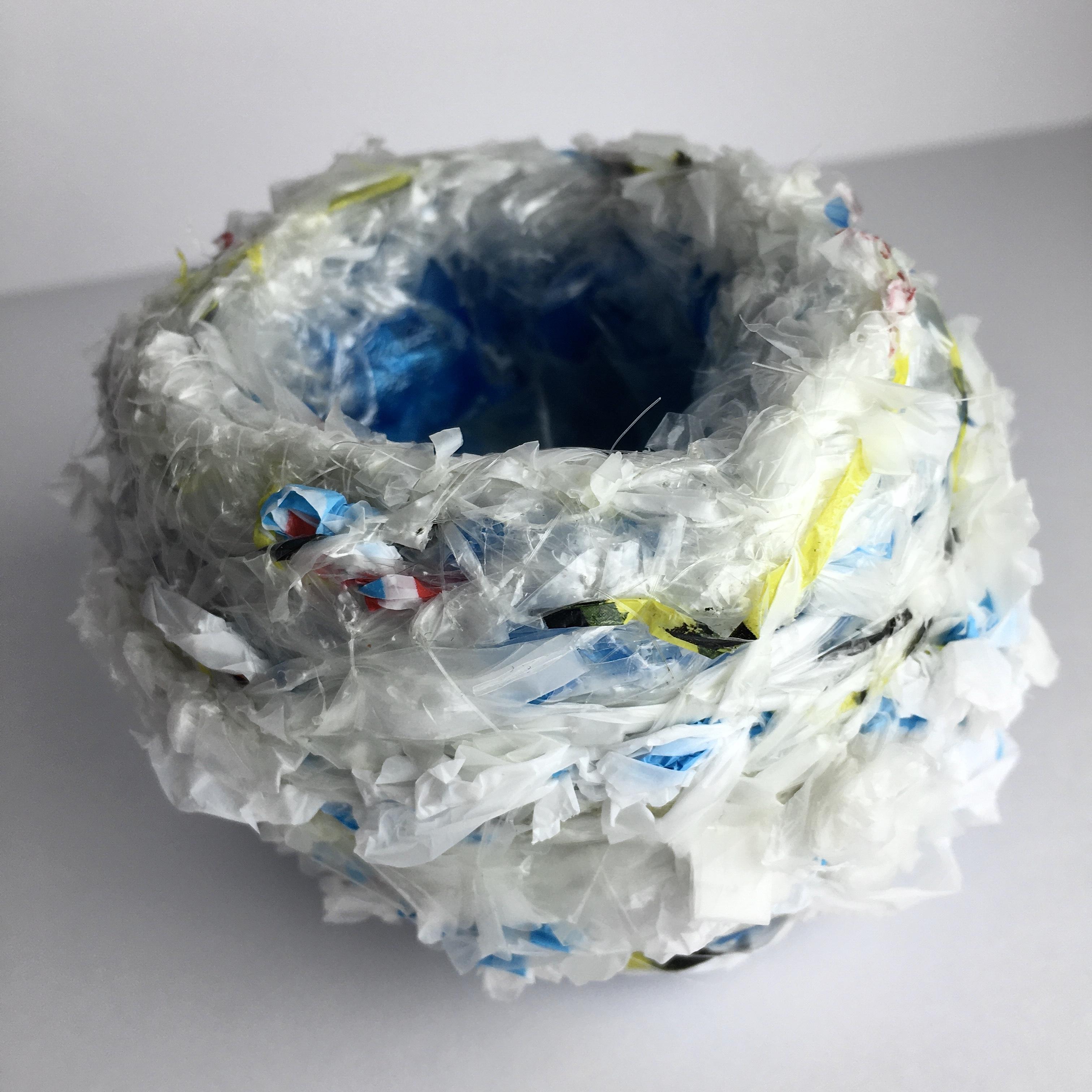 Fabric Oology, Weavings of the Blackbird - Liz Chapman