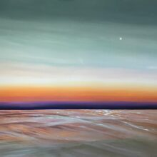Broome Town Beach, Still Waters - Beverley Coleclough