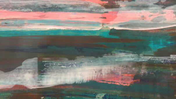 Sunset Moorland, 2019 - Tina Finch