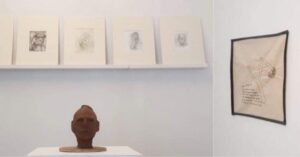 Exhibition in a Gallery